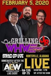 Grilling feb 6