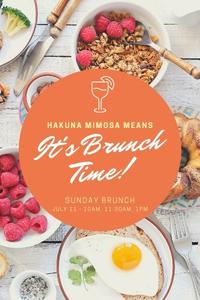 Sunday brunch july ft calendar