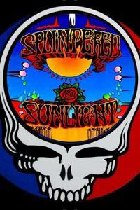 Splintered  skull logo