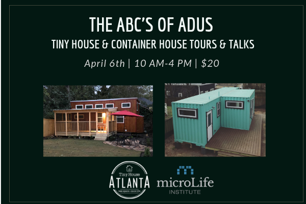 Get Tickets To Micro Home Tours At Atlanta Habitat For Humanity