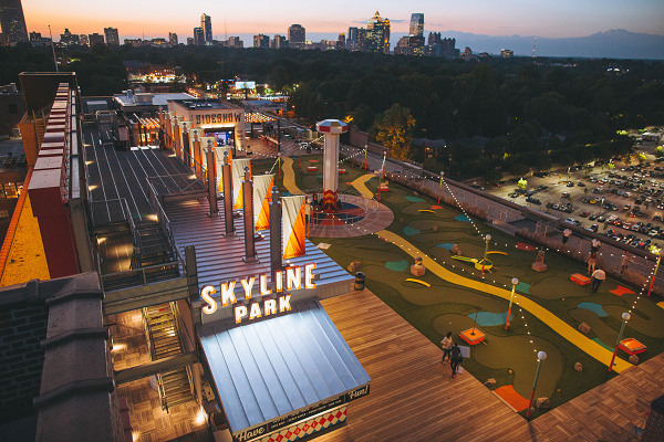 Get Tickets To A Slice Of Summer At Skyline Park At