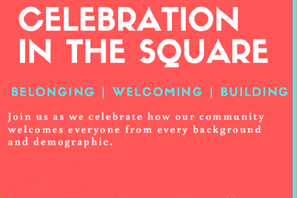 Welcoming week celebration email