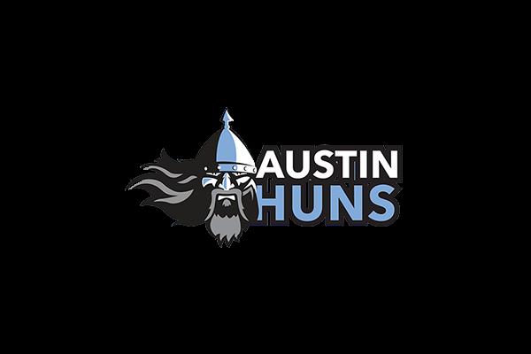 Austin huns logo png