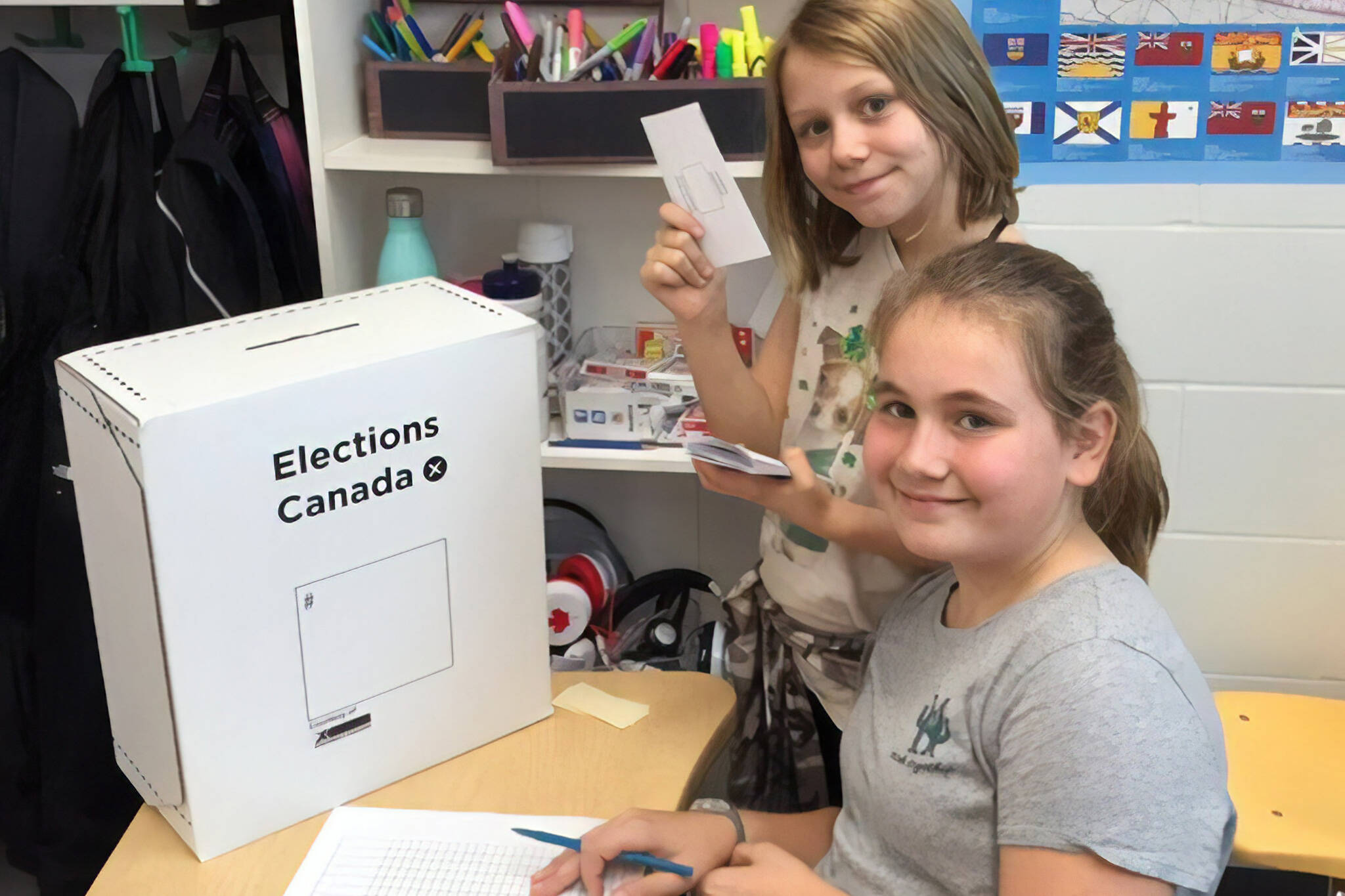 student election canada