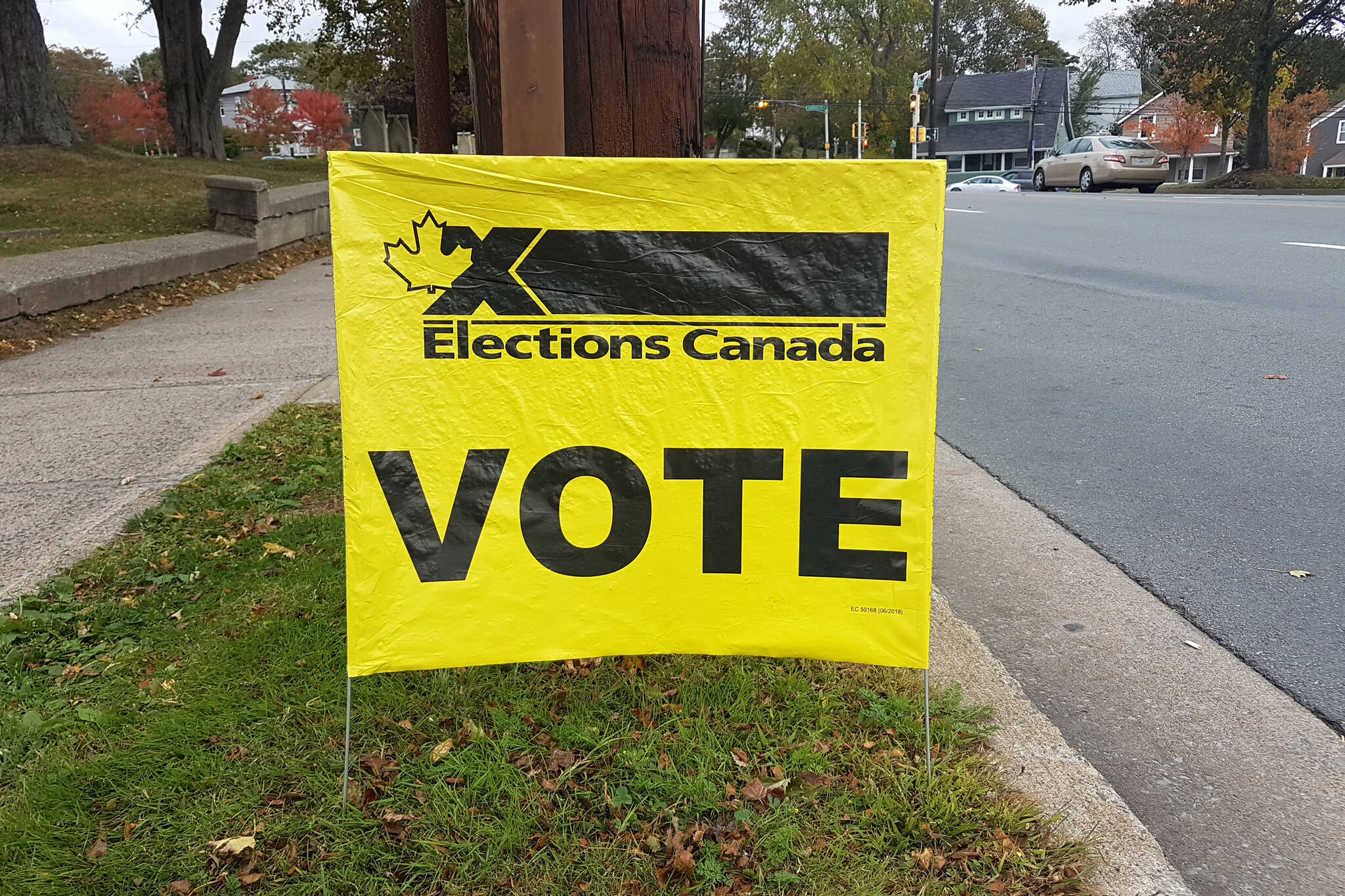 voter turnout canada