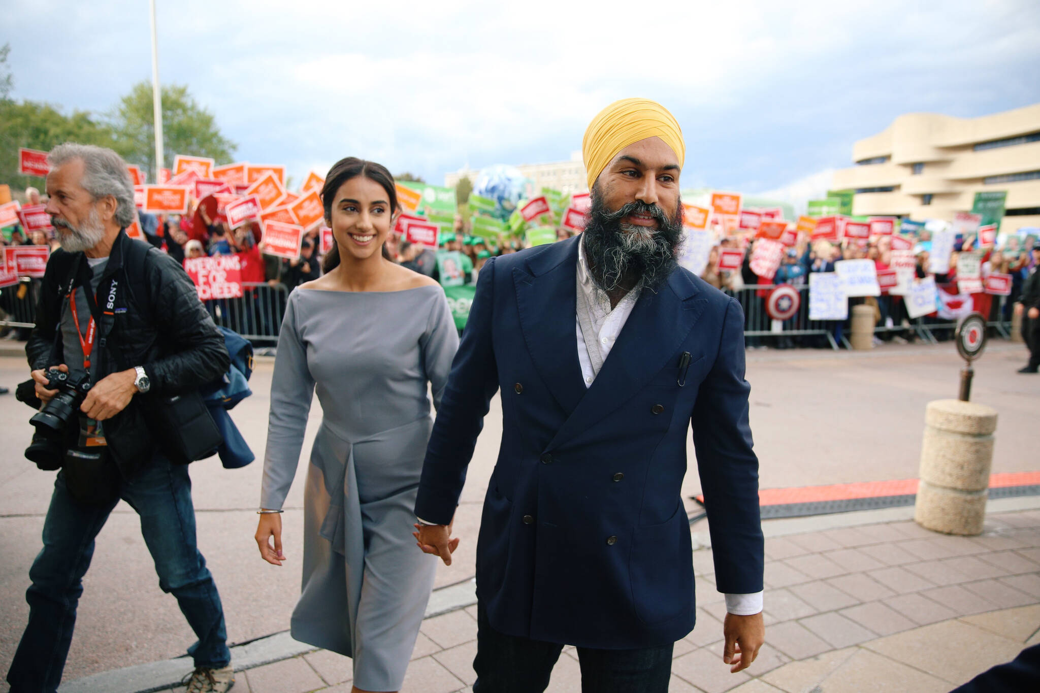 Everybody In Canada Is Still In Love With Jagmeet Singh S Hot Wife
