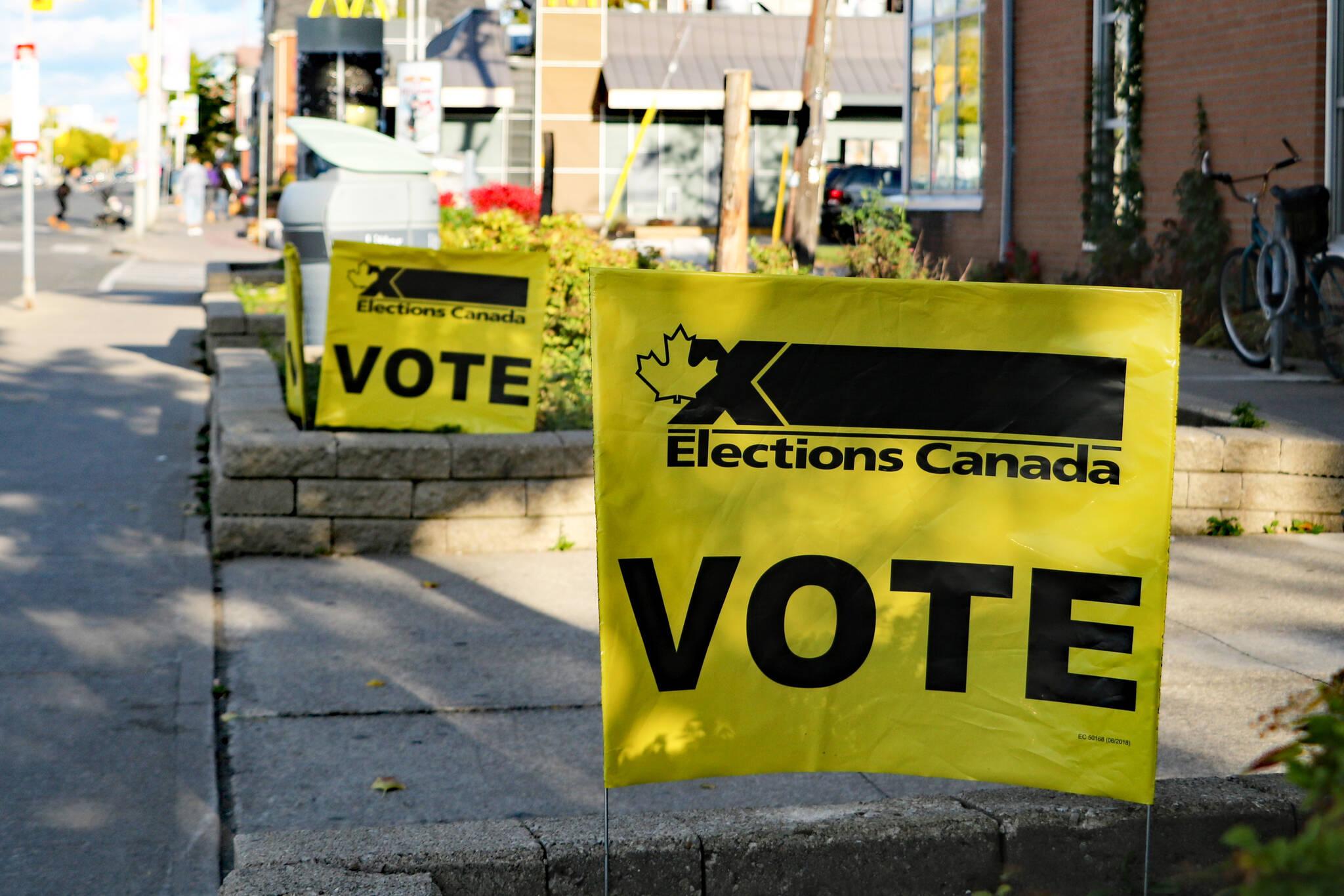 electoral reform canada