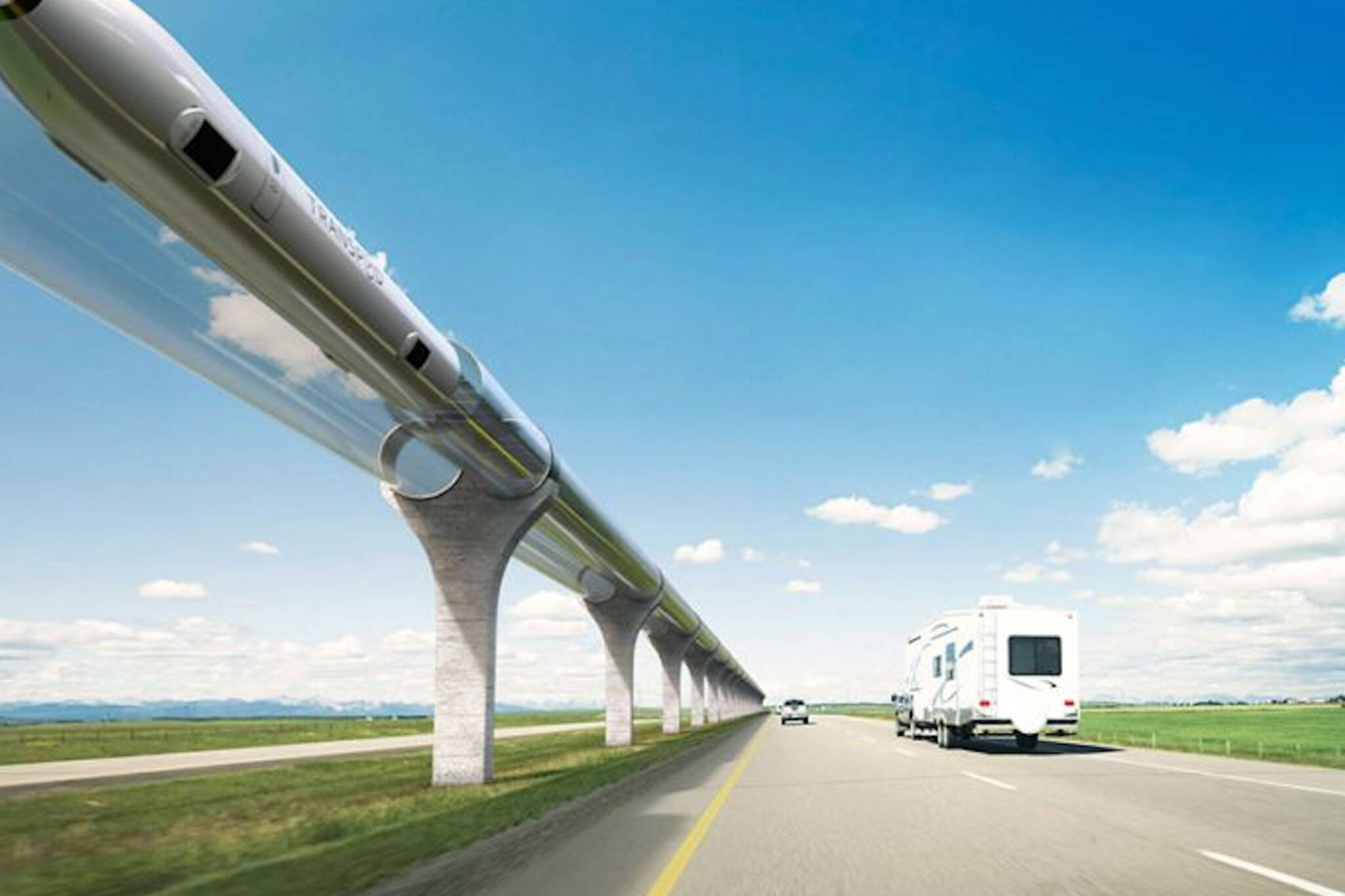 hyperloop calgary