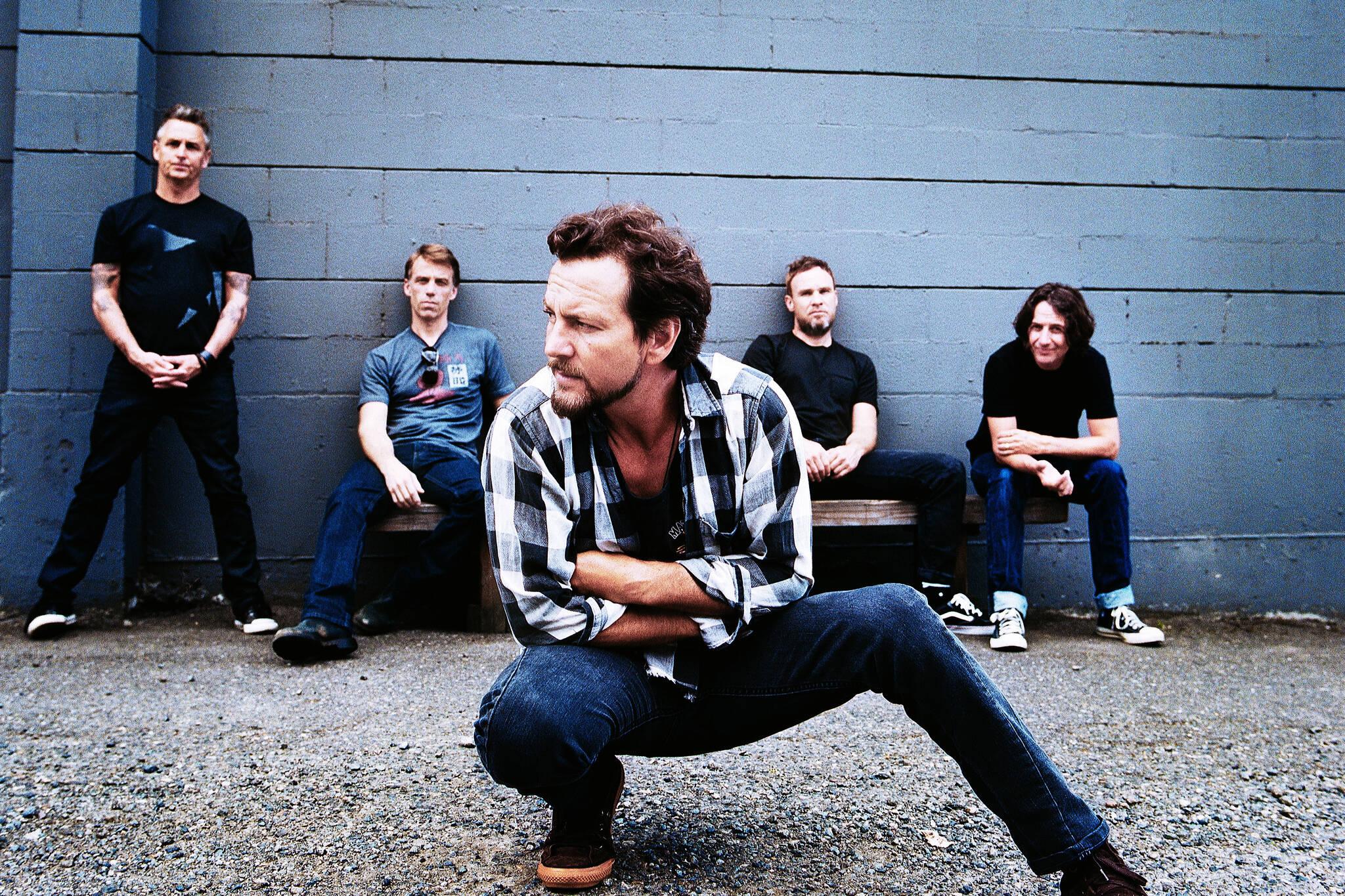 Pearl Jam tour 2020