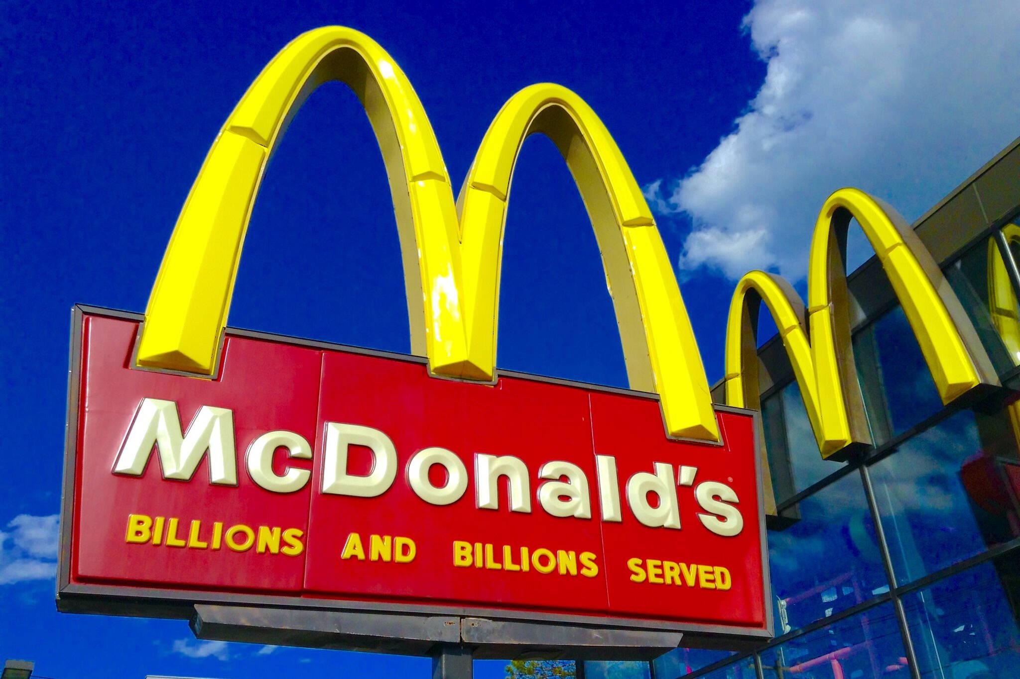 mcdonalds canada covid