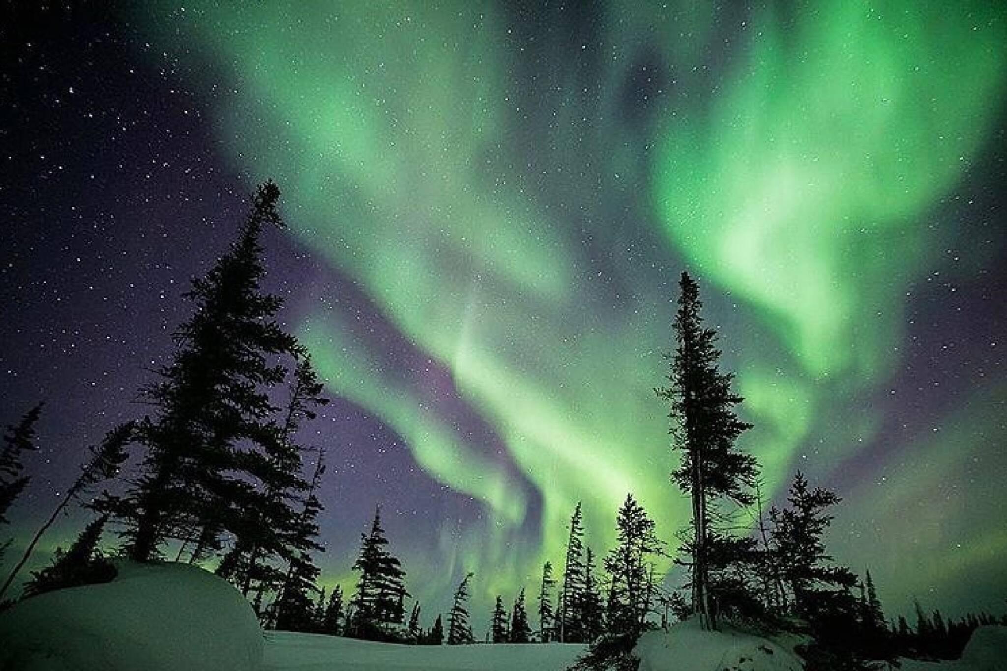 live cam northern lights