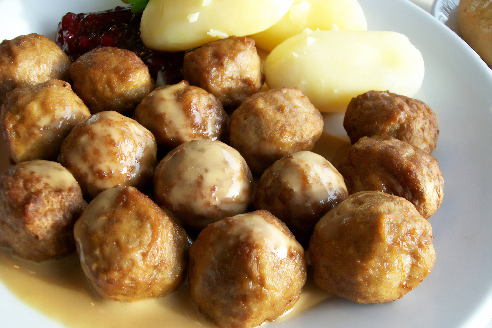 Ikea Just Shared The Recipe For Its Famous Swedish Meatballs