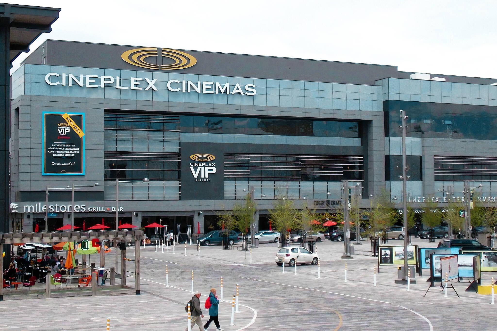 cineplex movies