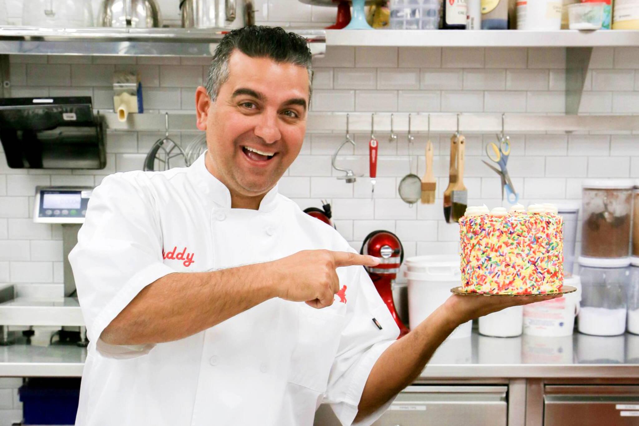 cake boss bakery