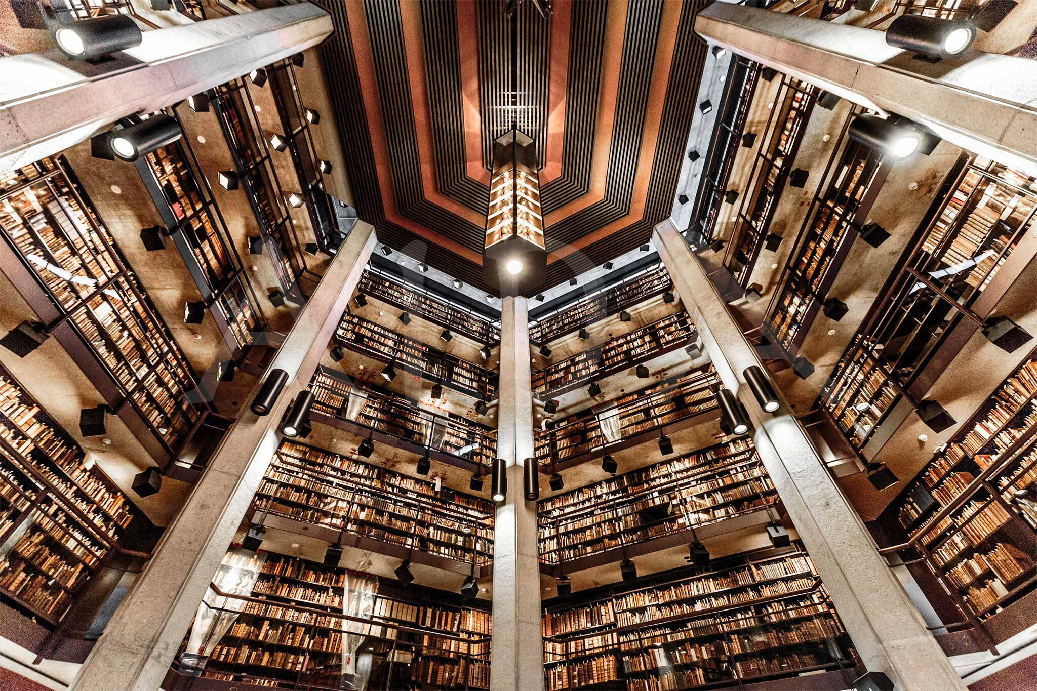 The Thomas Fisher Rare Book library