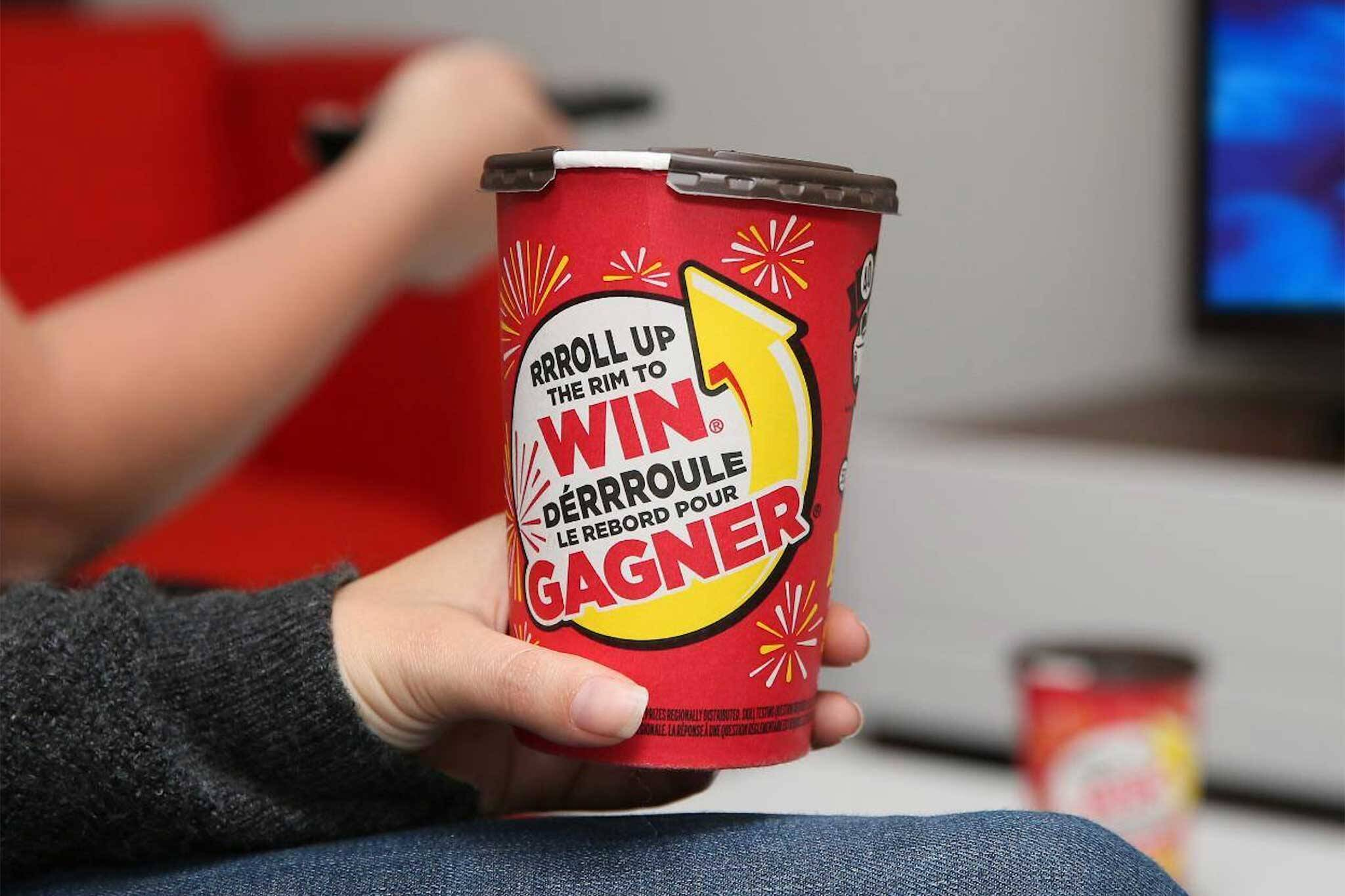 roll up the rim 2020