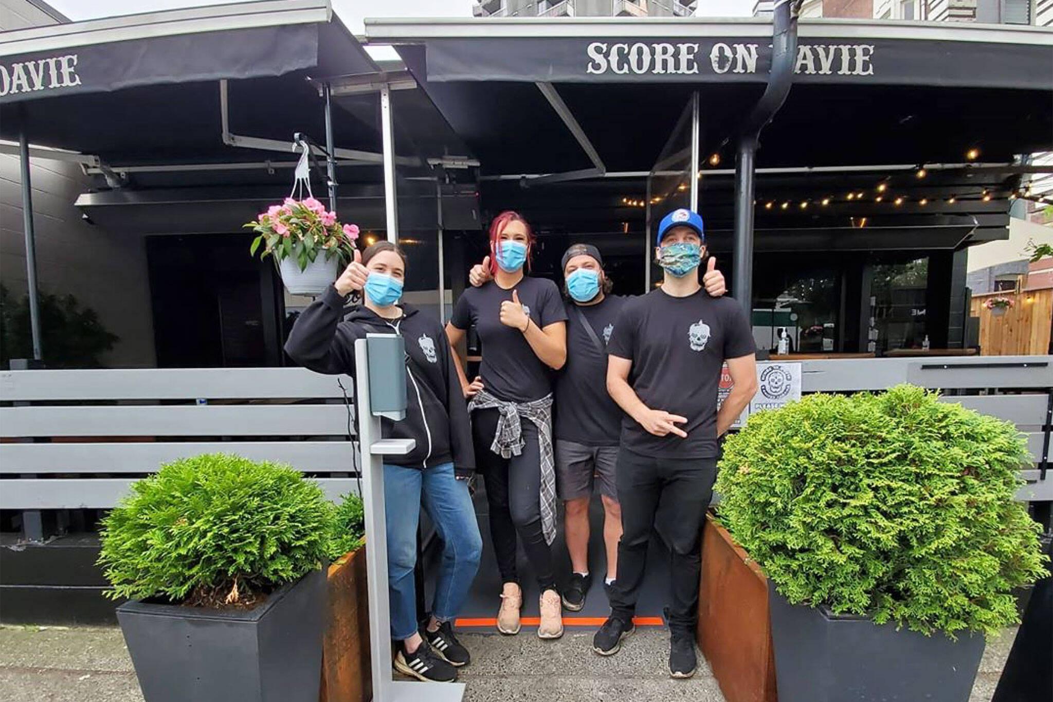 vancouver restaurants open for dine in