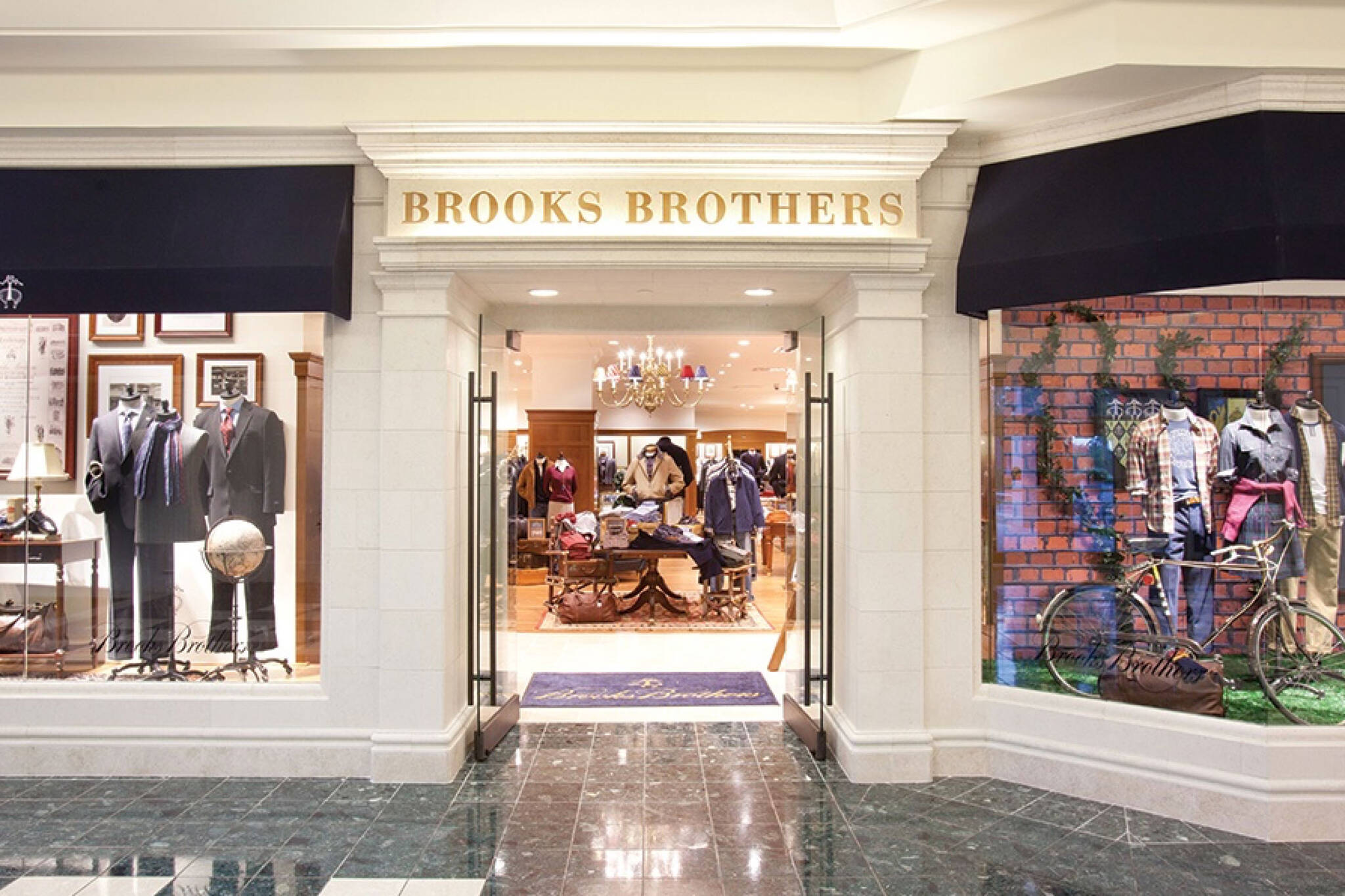brooks brothers bankruptcy