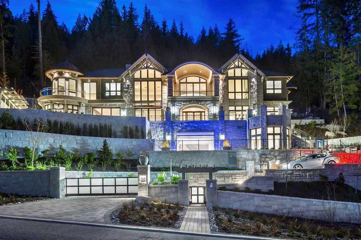 expensive homes canada