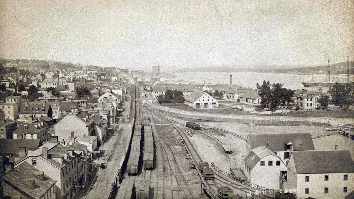 canada first photo