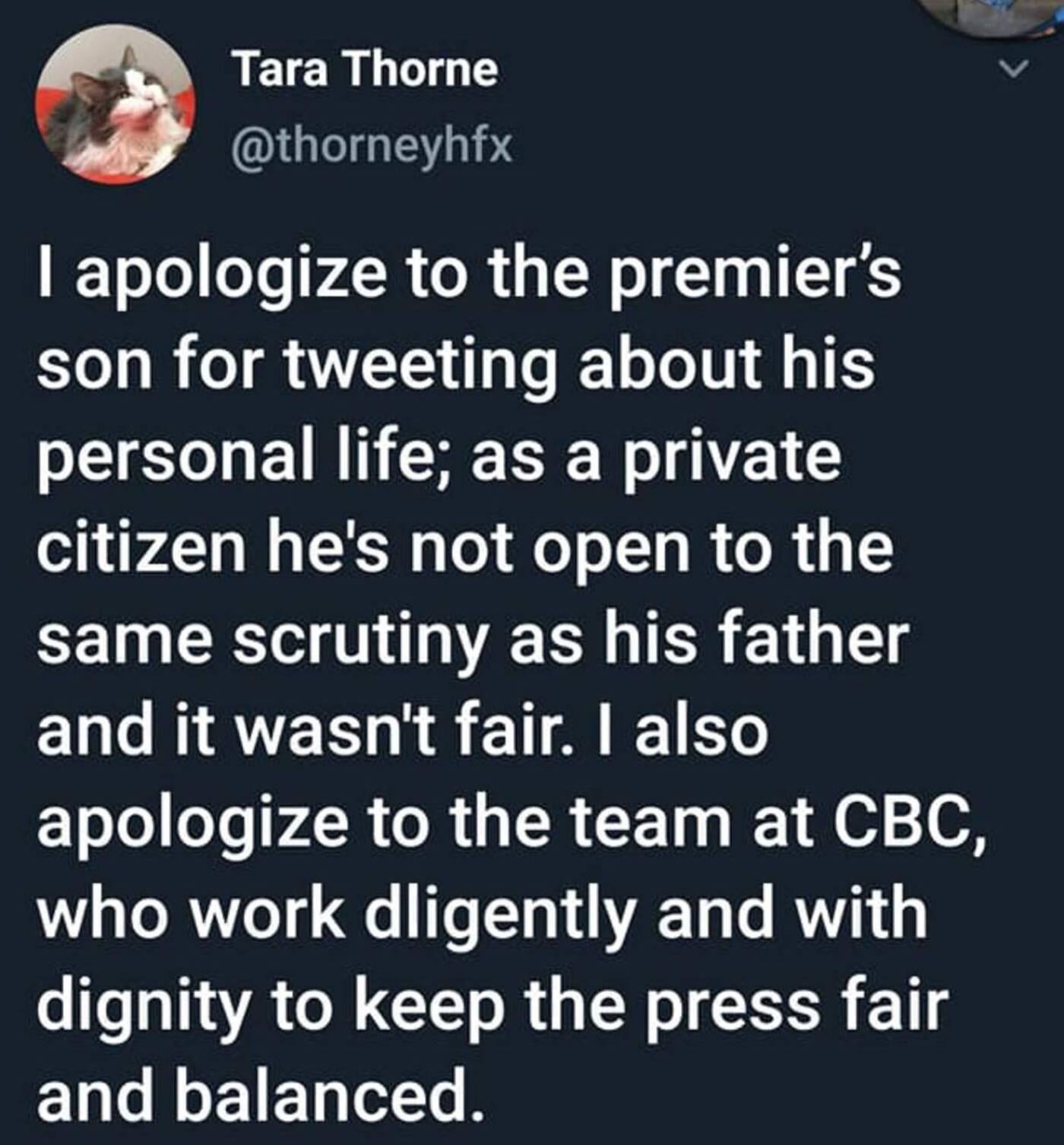 tara thorne twitter