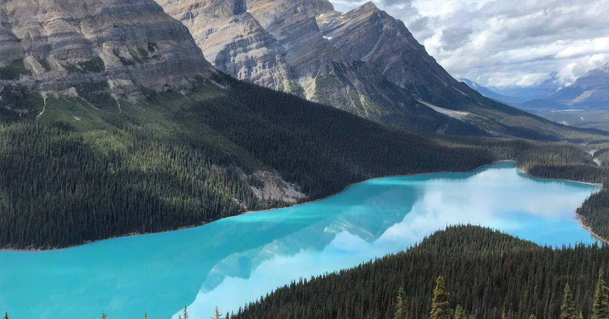 The 15 most breathtaking lakes in Canada