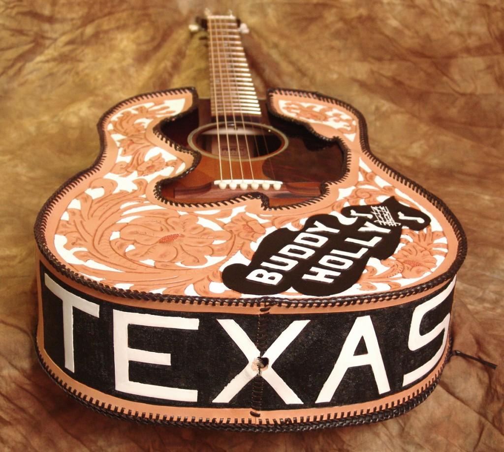 Buddy holly guitar