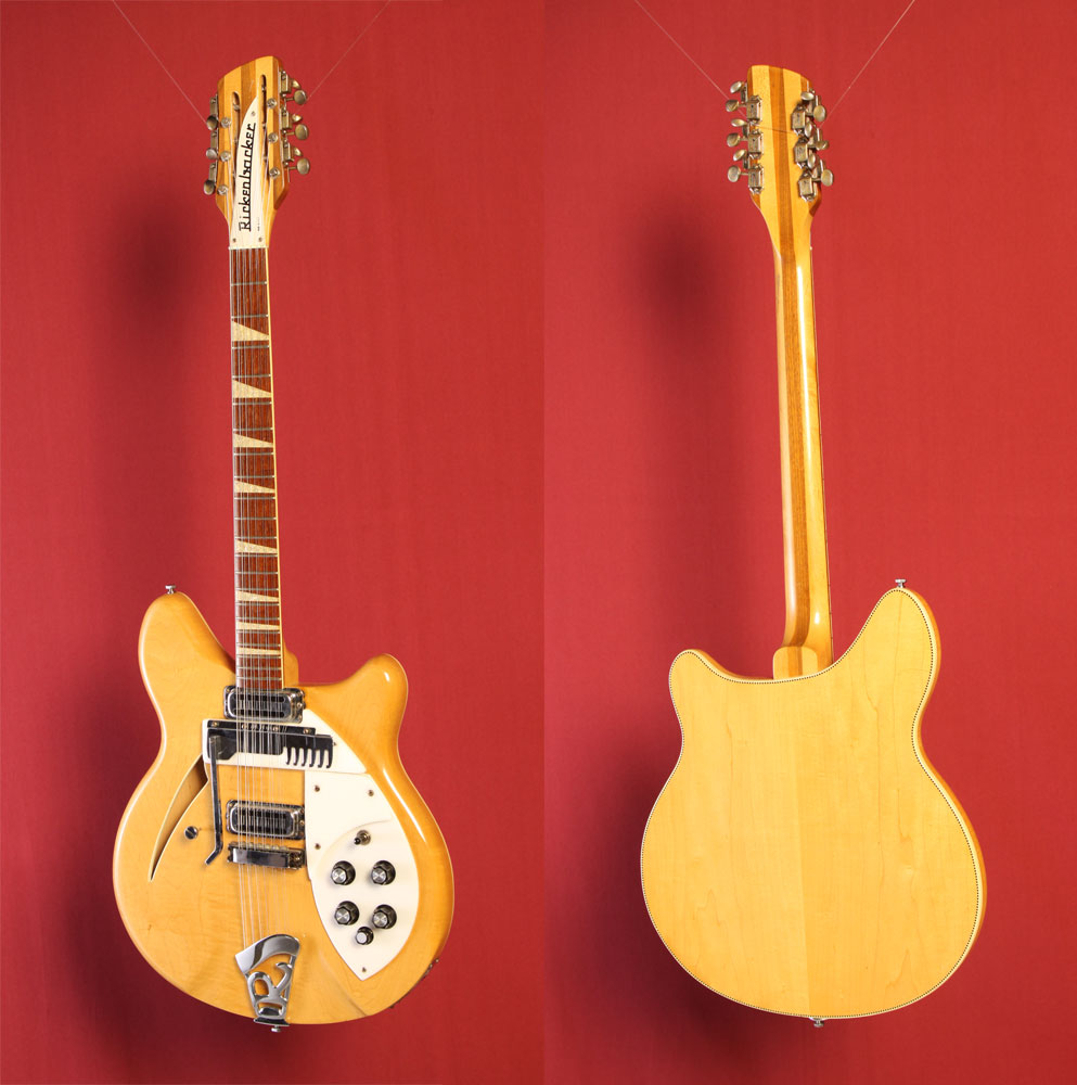 Catch of the Day: 1968 Rickenbacker 366/12 Convertible