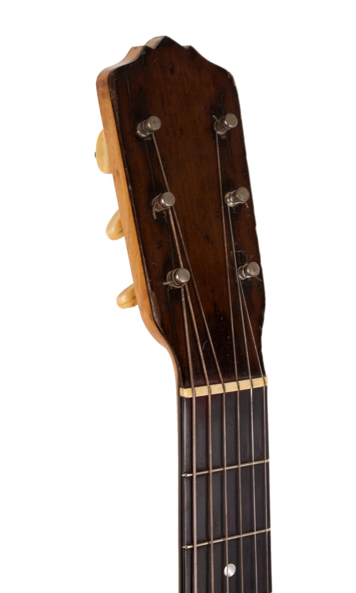 Catch of the Day: 1920 Vega Electric 6 String Banjo