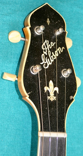Catch of the Day: 1922 Gibson TB-4   Fretboard Journal