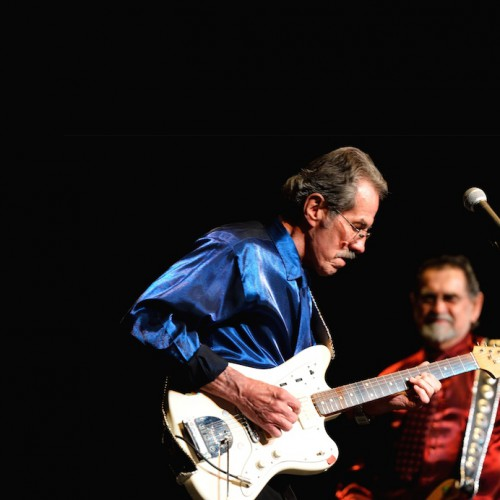 The Fireballs 2012 - George Tomsco & Stan Lark