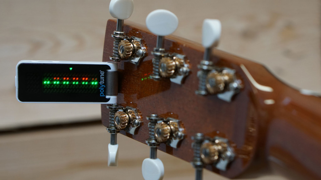 Hands On: Clip-On Tuners from Snark, TC Electronic and