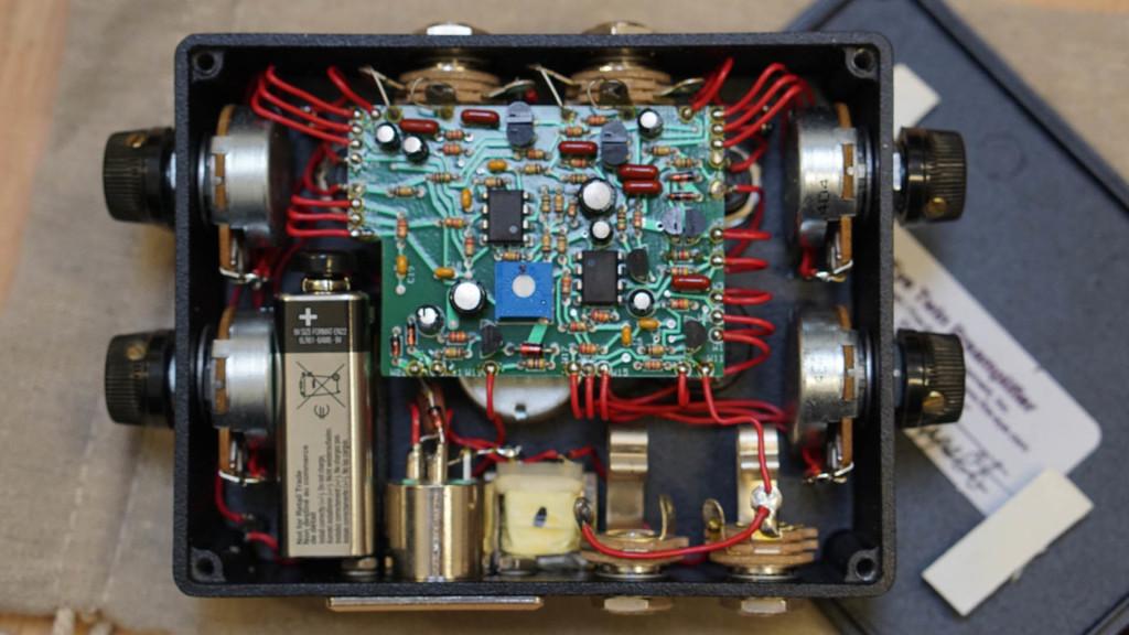 Hands On: Red-Eye Twin Instrument Preamplifier | Fretboard