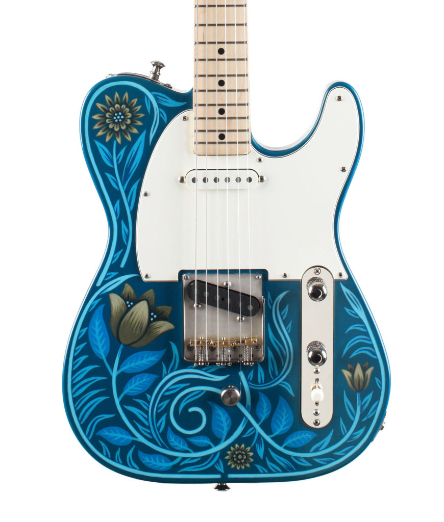 telecaster tuesday a creston b bender fretboard journal. Black Bedroom Furniture Sets. Home Design Ideas