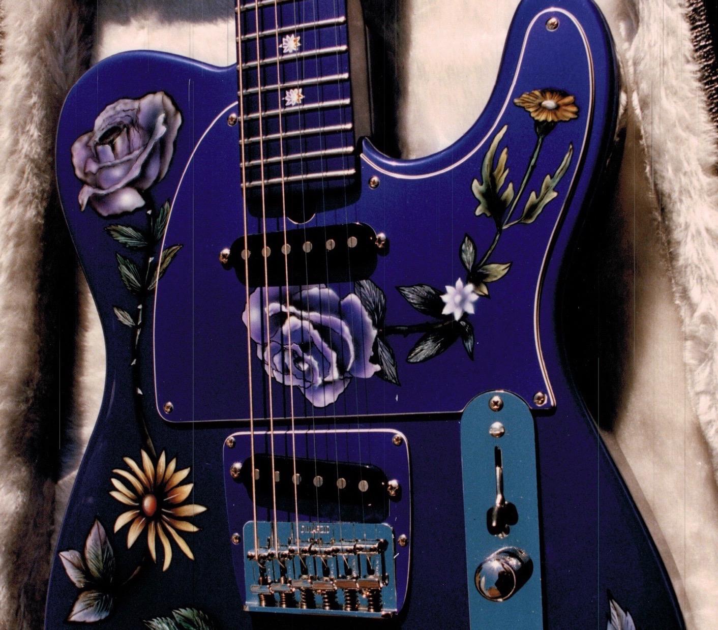 Podcast 105 making guitars for prince fretboard journal buycottarizona