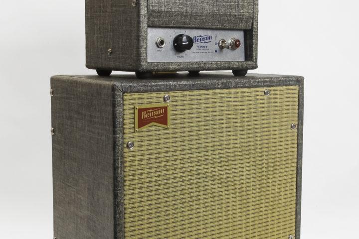 Benson's 1-watt model –Vinny.