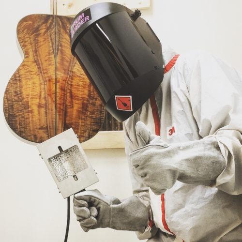 Drew Heinonen-Luthier