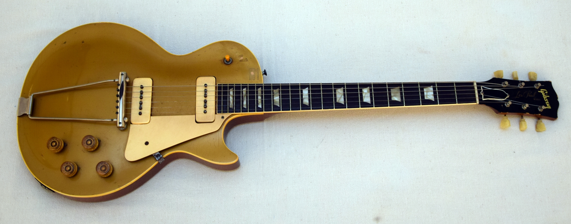Buddy Hollys Les Paul A Guitar That Changed The Course Of Music
