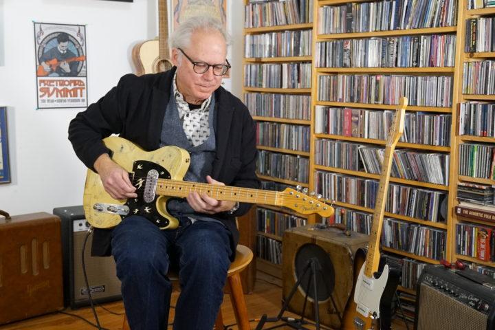 Six Strings from Stardom: Guthrie Trapp | Fretboard Journal
