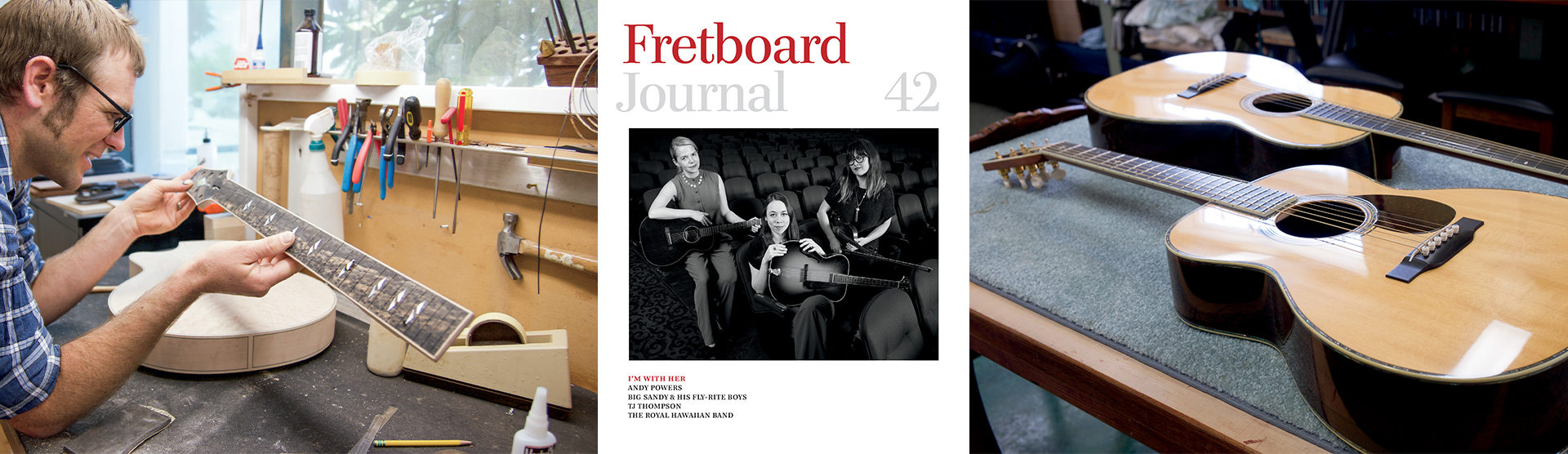 Fretboard Journal | The official home of the Fretboard Journal magazine