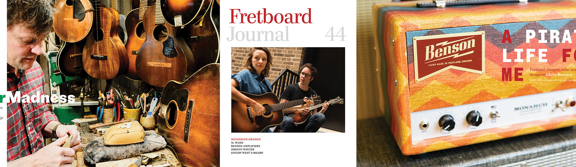 Fretboard Journal | The official home of the Fretboard