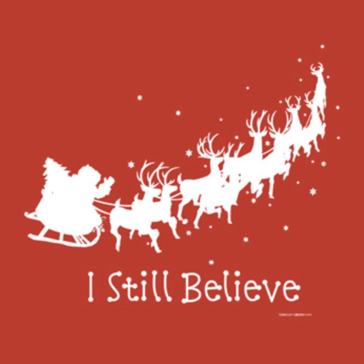 I Believe In Christmas.I Believe In Santa Claus By Rick Gwinn Frettie The