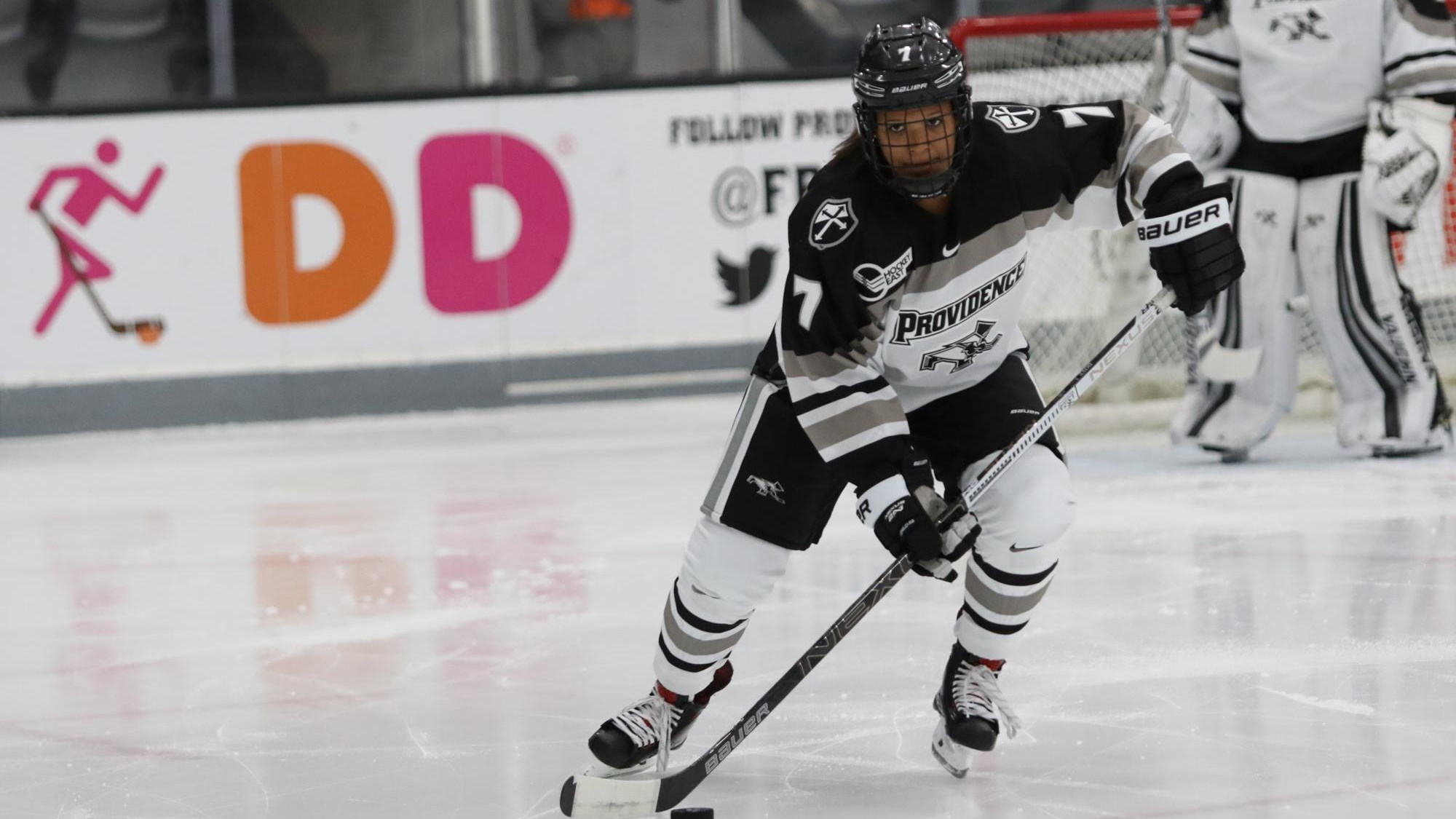 women's hockey suffers first loss of the season at penn state