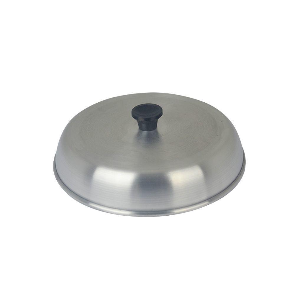 Abafador de Hamburguer em Alumínio de 18 cm Artefatos