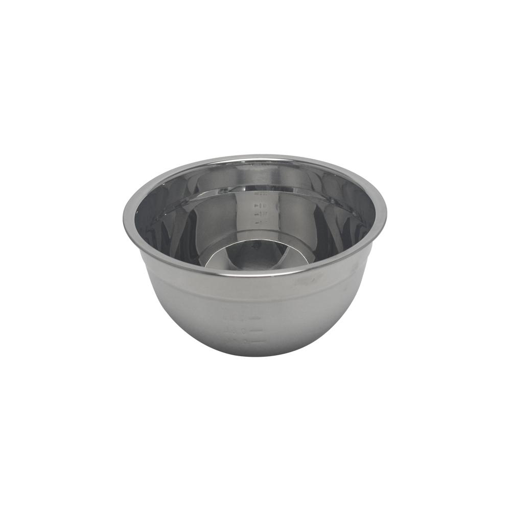 Bowl Tigela Aço Inox 800ml Frigopro