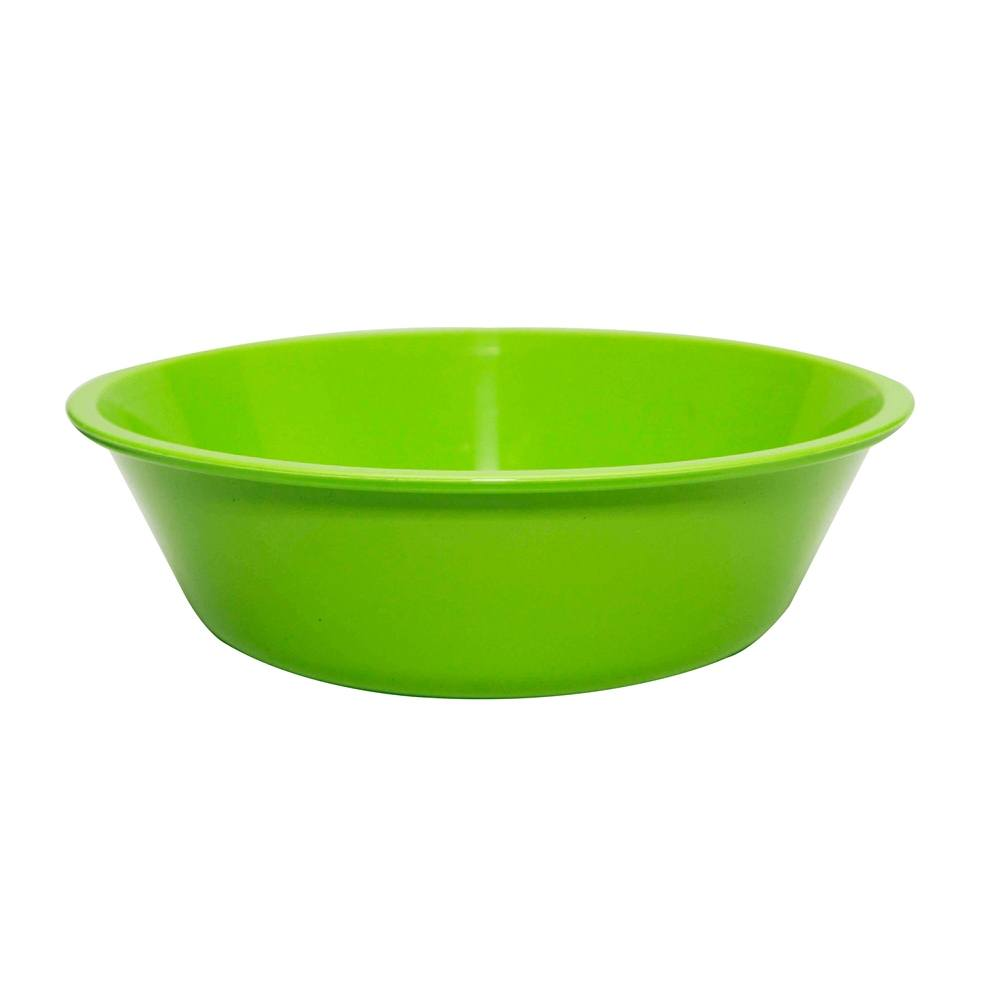 Bowl Basic 2 Lts de Polipropileno Verde Vemplast