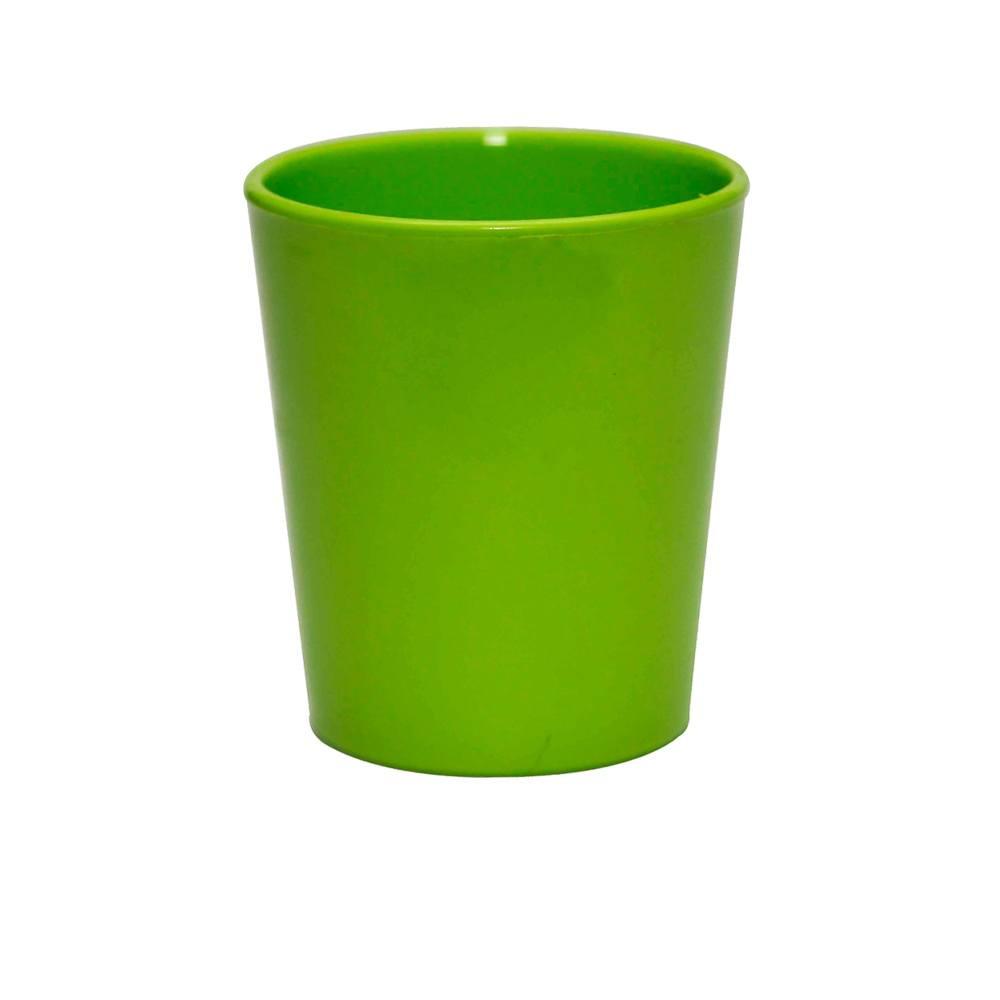 Copo Fresc 200 ml de Polipropileno Verde Vemplast
