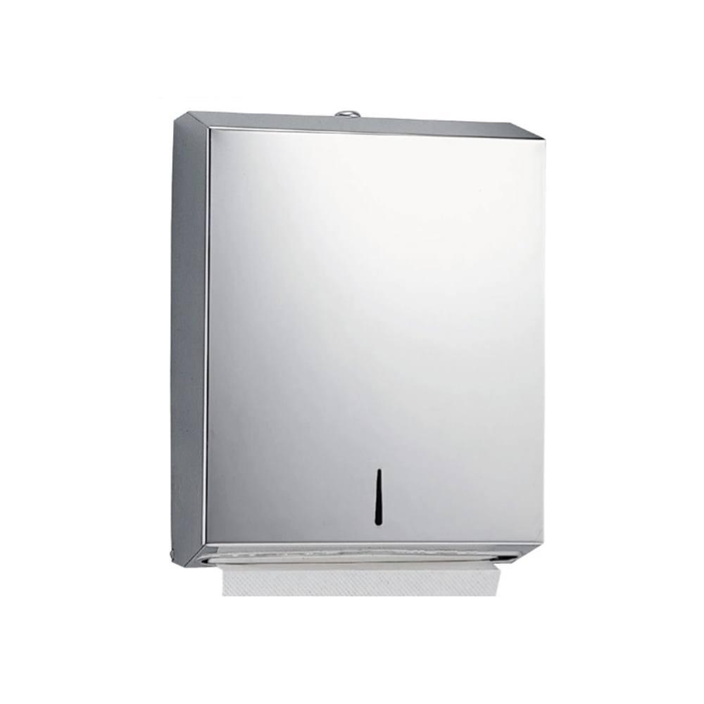 Dispenser Banheiro Para Papel Toalha Aço Inox Frigopro