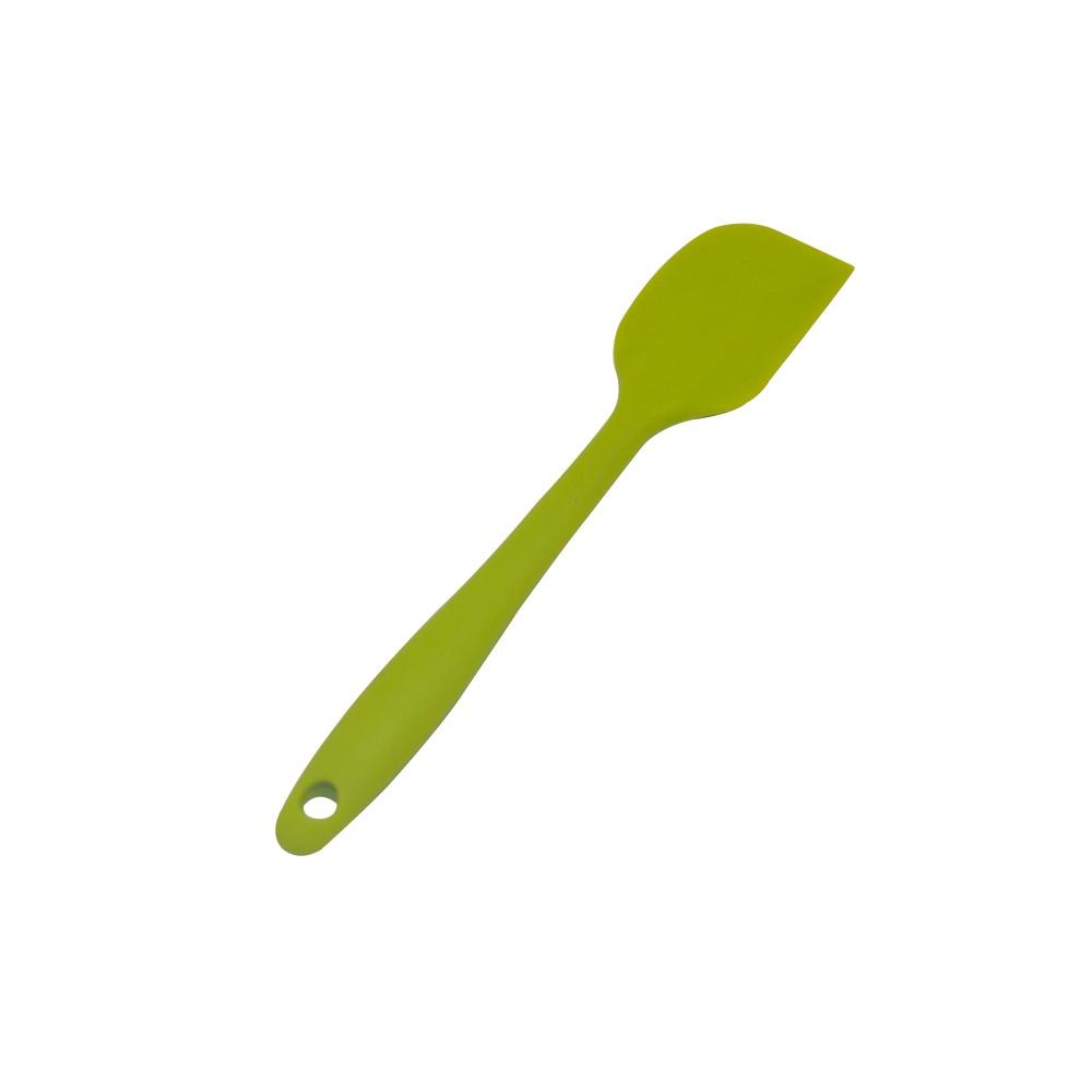 Espatula de Silicone Pequena 21 cm Verde Doupan