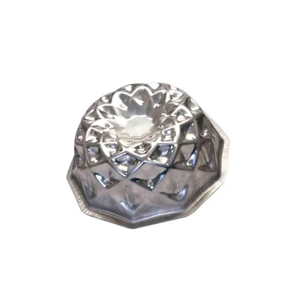 Forma Bolo Mosaico 21,5X9 Alumínio